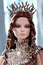 NIB Lady of the White Woods Barbie Collector Doll Faraway Forest IN SHIPPER LIMT