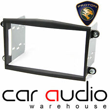 Connects2 CT23PT03 Proton Savvy 2008 On Car Stereo Double Din Fascia Facia Panel
