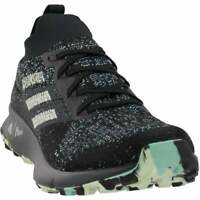 adidas Terrex Two Parley  Casual Running  Shoes - Black - Mens