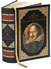 Complete Works of William Shakespeare (Barnes & Noble Leatherbound ...