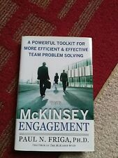 books A POWERFUL TOOLKIT FOR MORE EFFICIENT & EFFECTIVE, THE MCKINSEY ENGAGEMENT