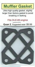 DLE-85 Exhaust/Muffler Gasket 2 Pack NIP