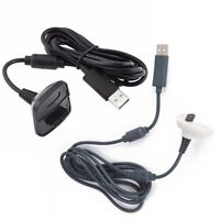 USB Charging Charger Cable Cord for Microsoft XBOX 360 Wireless Game Controller