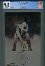 Old Man Logan 23 CGC 9.8 Bill Sienkiewicz Variant Cover Wolverine Uncanny X-Men