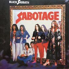 Sabotage [LP] by Black Sabbath (Vinyl, Mar-2005, Earmark)