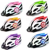 BYK Kids Bike Bicycle Helmet Asst Colors Sized 50 - 55cm