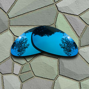 US Sky Blue Polarized&Anti-Scratch Lenses Replacement for-Oakley Minute 1.0