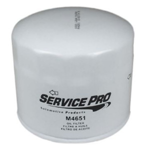 Service Pro M4651 Engine Oil Filter
