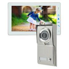 Farb Video Klingel Türsprechanlage Bild und Videospeicher Weitwinkel Kamera