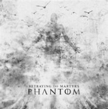 BETRAYING THE MARTYRS - Phantom (CD, 2014, Sumerian) NEW - Deathcore, Metalcore