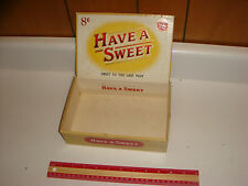 Have a Sweet Cigar Box, PA made, Mississippi Tax Stamp VERY NICE!!!! Older Box