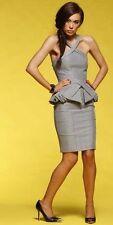 Peplum Regular Size Women's Textured