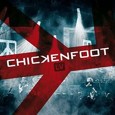 Chickenfoot - LV Vinyl 2LP No 15/1000 NEW Sammy Hagar Joe Satriani