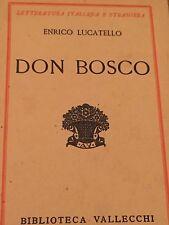 ENRICO LUCATELLO - DON BOSCO 1934