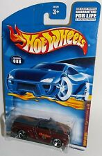 Hot Wheels 2001 Collector #088 Company Cars Series 4 of 4 Dodge Sidewinder 3SPs
