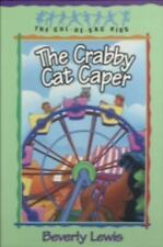 The Crabby Cat Caper (The Cul-de-Sac Kids, No. 12) by Lewis, Beverly, Good Book