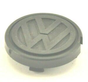 VW VOLKSWAGEN ALLOY WHEEL CENTRE HUB CAP EMBLEM BADGE PLASTIC 321601171 C