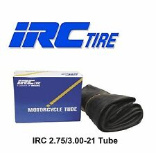 IRC Tube 2.75/3.00-21 Tire Tube Suzuki DR-Z400S DR650SE TR-4 Valve