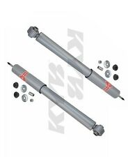 KYB Gas-A-Just Mitsubishi Montero 2001-2006 Two Rear Shock Absorbers KG 5743