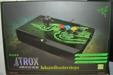 Razer Atrox XBOX 360 & PC Arcade Stick Fighting Video Game Controller Brand New