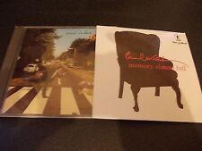 PAUL MCCARTNEY THE BEATLES MEMORY ALMOST FULL PAUL IS LIVE CD