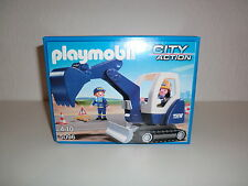 Playmobil THW mini pelleteuse EXCLUSIF LOT 'images 5096 5093 5094 5095
