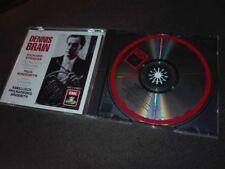 STRAUSS + HINDEMITH: Horn concertos > Dennis Brain Sawallisch / EMI USA CD ED1