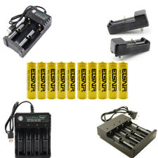 2800mAh 14500 Battery 3.7v Rechargeable Li-ion 14500 battery With Smart charger