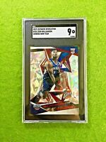 ZION WILLIAMSON PRIZM ROOKIE CARD GRADED SGC 9 SP RC 2019-20 Revolution NEW YEAR