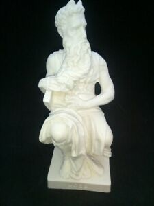 Michelangelo's Moses Statue, Made in Italy