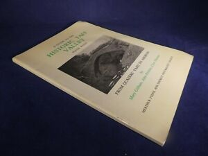GUIDE TO THE HISTORIC TAFF VALLEY GILHAM WALES MERTHYR TIDFIL 1979 HISTORY BOOK