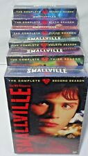 Smallville Tv Series Dvd Collection Complete Seasons 2 3 4 5 6 7 New