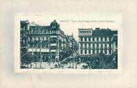 Ansichtskarte Berlin Unter den Linden, Ecke Friedrichstrasse 1910  (Nr.800)