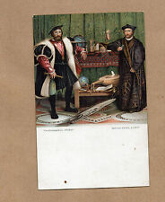 The Ambassadors Holbein national Gallery Misch world galleries series1072 Art b2