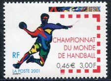 STAMP / TIMBRE FRANCE NEUF N° 3367 **CHAMPIONAT DU MONDE DE HANDBALL A NANTES
