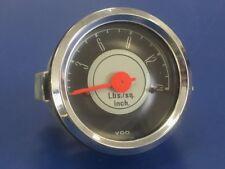 Vintage VDO Pressure Gauge From 1969, 0-15PSI P/N 20/17/3 - NOS