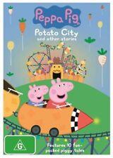 Peppa Pig - Potato City (DVD, 2012)