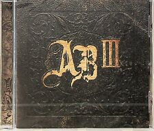 Alter Bridge -Ab III CD 2010 (NEW) American Hard Rock (Slip To The Void)