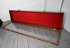 Wood Amp Clear Acrylic Bobbleheadfigurines Toys Display Case Showcase Cabinet