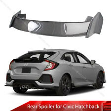 Carbon & Painted For Honda Civic X Hatchback Type-R Turbo Trunk Spoiler