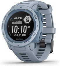 Garmin Instinct Rugged Outdoor Watch w/GPS, & Heart Rate Monitor in Sea Foam
