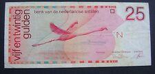 Nederlandse Antillen Netherlands Antilles - 25 Gulden 1990 - 1-1-1990 - P24b