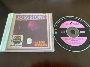 JOSS STONE THE SOUL SESSIONS 2004 CHINA RELEASE CD