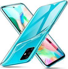 for Samsung A51 A71 A41 A10 A20e Clear Case Full Body Ultra Slim Phone Cover Gel