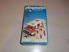 Playmobil Klicky 3254 Krankenwagen Ambulance 70er 80er Jahre OVP V1