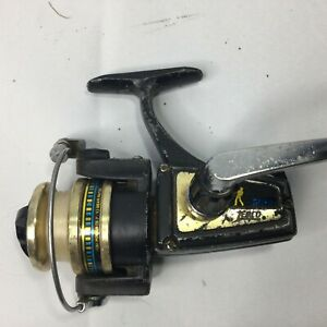 Vintage Zebco 5010 Open Face Spinning Reel Fresh Water Bass Trout