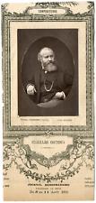 Lemercier, Paris, artiste, Compositeurs, Charles Gounod (1818-1893) Vintage Prin