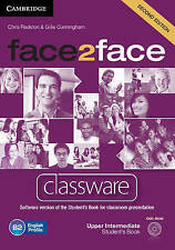 face2face Upper Intermediate Classware DVD-ROM, Cunningham, Gillie, Redston, Chr