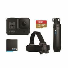 GoPro Hero8 Black Holiday-Bundle Actioncam Kamera Outdoor Camera Camcorder 4K60
