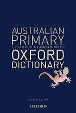 Australian Primary Oxford Dictionary by Oxford University Press Australia (Paperback, 2015)